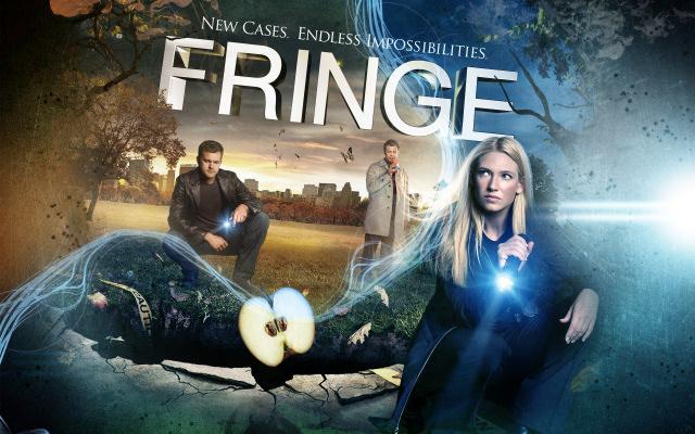 Ma série TV du moment: Fringe - Numerica Passion